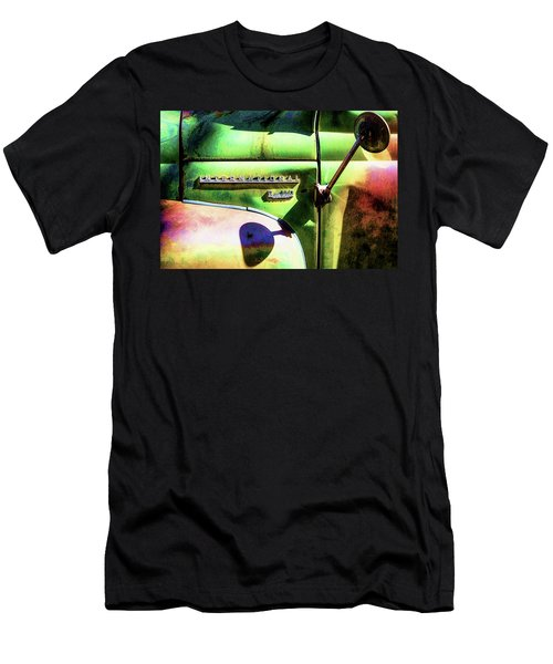 Rear View Mirror Men's T-Shirt (Athletic Fit)