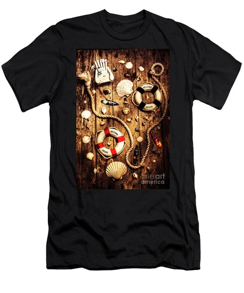 Rearranging The Deck Chairs Men's T-Shirt (Athletic Fit)