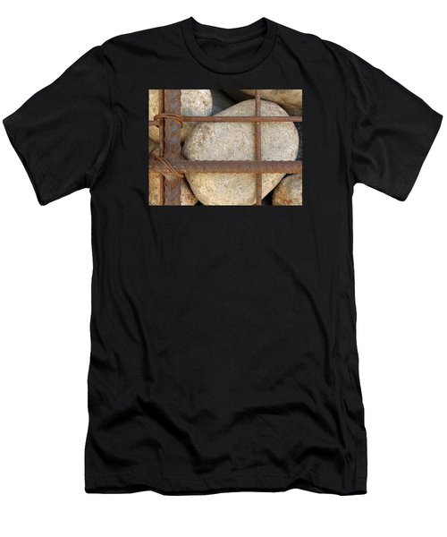 Rebar And Rocks Men's T-Shirt (Athletic Fit)