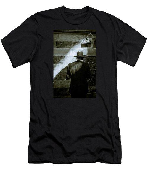 Rebecca Matriarch Enlightenment Men's T-Shirt (Athletic Fit)