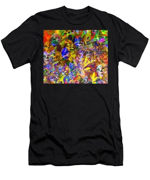 Rebelation  Men's T-Shirt (Athletic Fit)