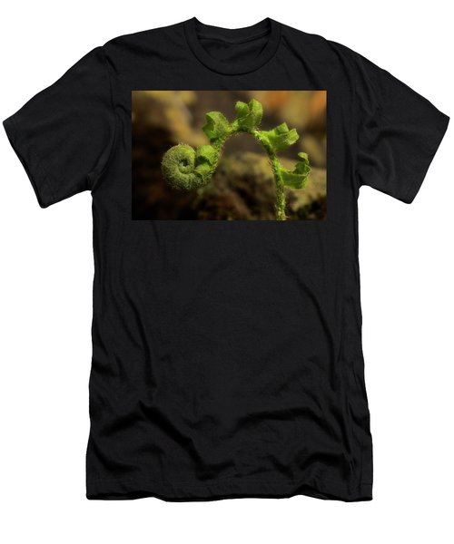 Men's T-Shirt (Slim Fit) featuring the photograph Rebirth by Mike Eingle