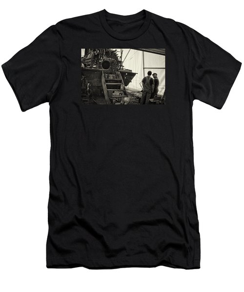 Rebirth Of No. 18 Men's T-Shirt (Athletic Fit)