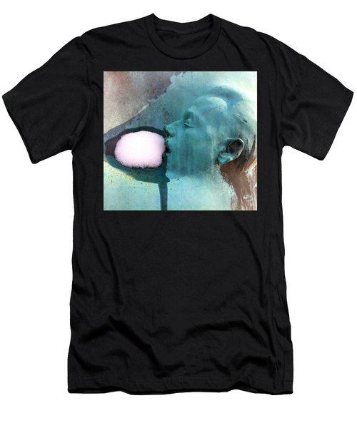 Recchia In Winter Men's T-Shirt (Athletic Fit)