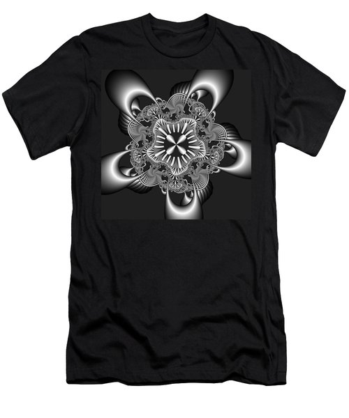 Men's T-Shirt (Athletic Fit) featuring the digital art Recomizing by Andrew Kotlinski