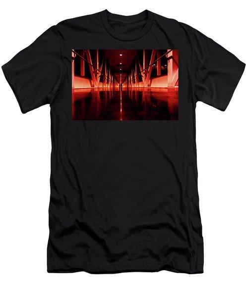 Red Alert Men's T-Shirt (Athletic Fit)