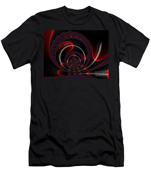 Red Cobra Men's T-Shirt (Athletic Fit)
