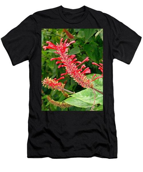 Red Fingerlings Men's T-Shirt (Athletic Fit)
