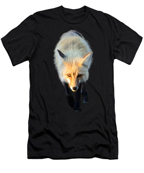 Red Fox Shirt Men's T-Shirt (Athletic Fit)