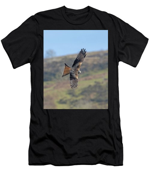 Red Kite Men's T-Shirt (Athletic Fit)