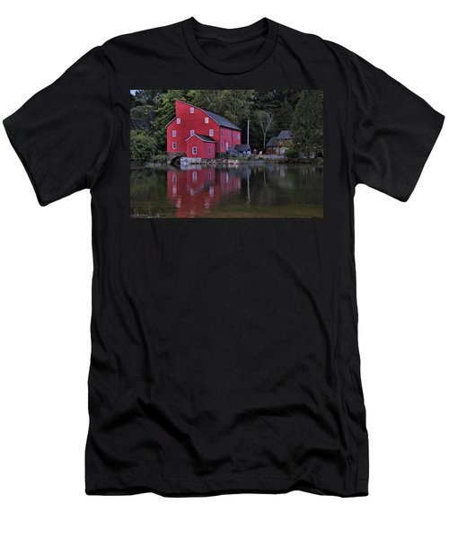 Red Mill Men's T-Shirt (Athletic Fit)