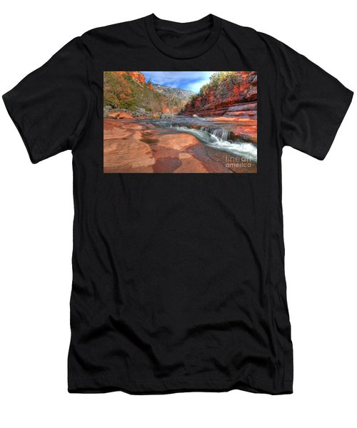 Red Rock Sedona Men's T-Shirt (Athletic Fit)