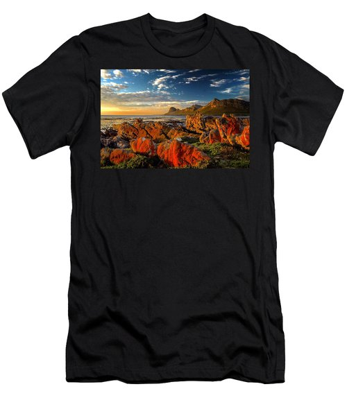 Red Rocks Men's T-Shirt (Athletic Fit)