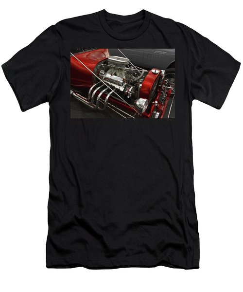 Red Rod Men's T-Shirt (Athletic Fit)