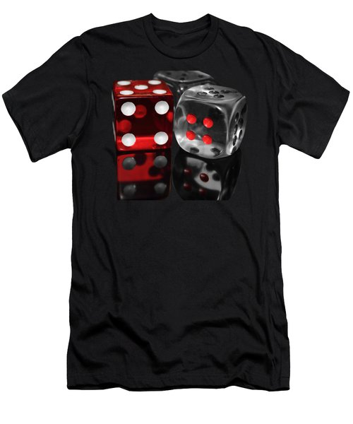 Red Rollers Men's T-Shirt (Athletic Fit)