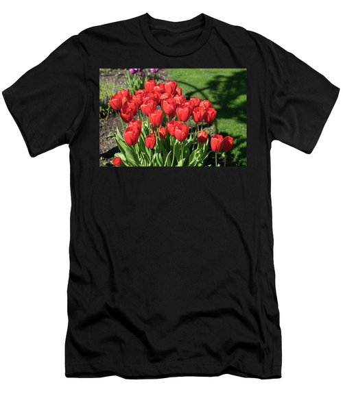 Red Royalty Men's T-Shirt (Athletic Fit)