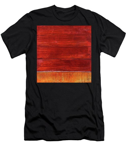 Art Print Abstract 50 Men's T-Shirt (Athletic Fit)