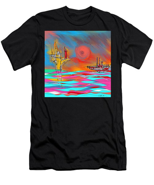Red Sea Men's T-Shirt (Athletic Fit)