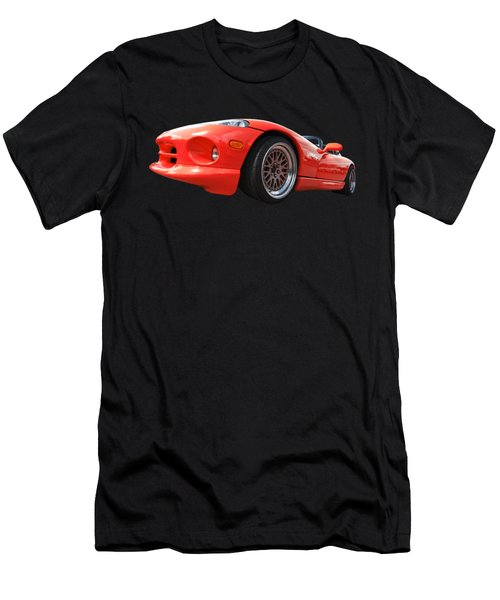 Red Viper Rt10 Men's T-Shirt (Athletic Fit)