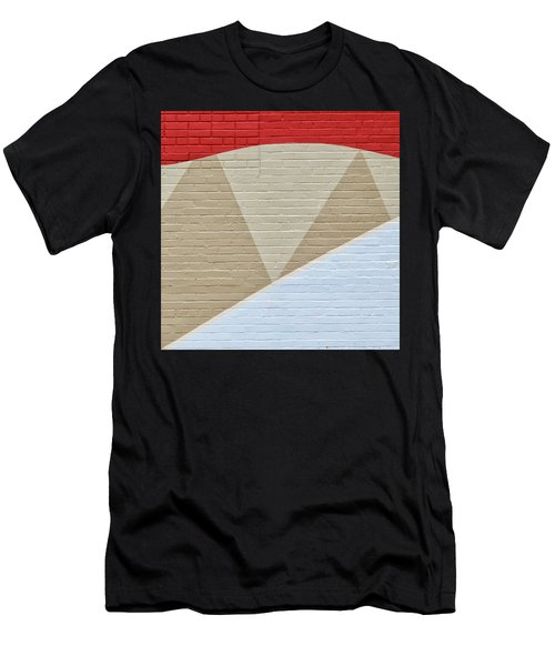 Men's T-Shirt (Athletic Fit) featuring the photograph U-haul Art by Eric Lake