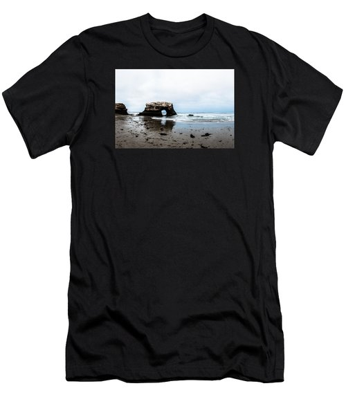 Redo Of Natural Bridges Men's T-Shirt (Athletic Fit)