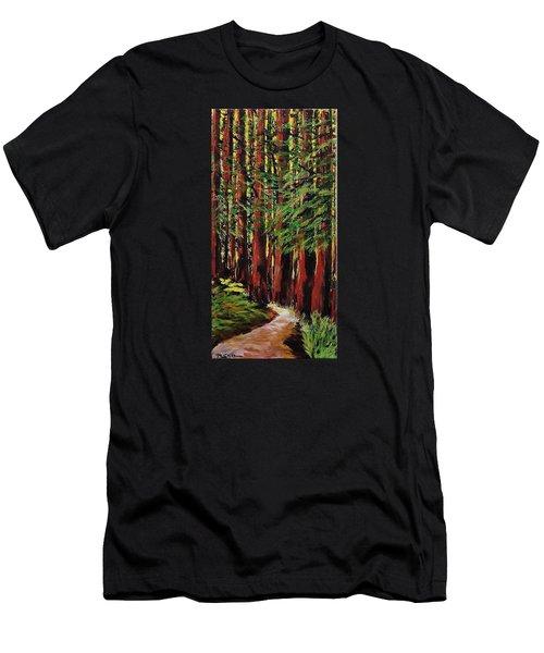 Redwoods Majestic 1 Men's T-Shirt (Athletic Fit)