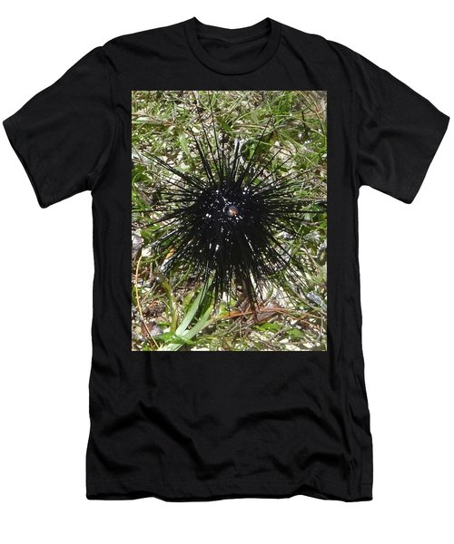 Reef Life - Sea Urchin 2 Men's T-Shirt (Athletic Fit)