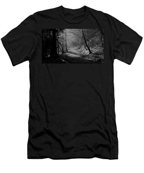Reelig Forest Walk Men's T-Shirt (Athletic Fit)