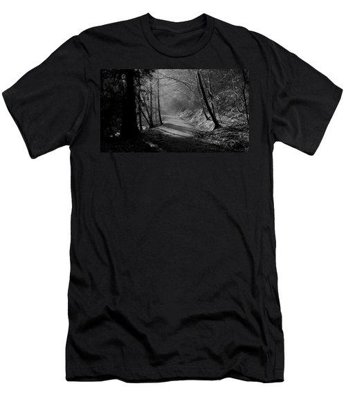 Reelig Forest Walk Men's T-Shirt (Athletic Fit)