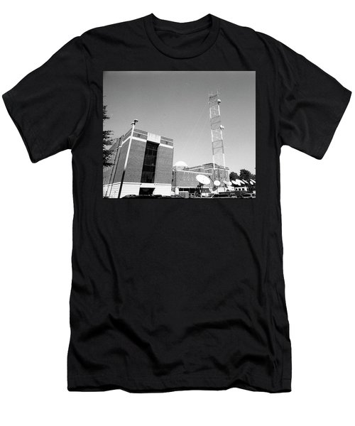 Reese Phifer Hall, Rear View, 2017 Men's T-Shirt (Athletic Fit)