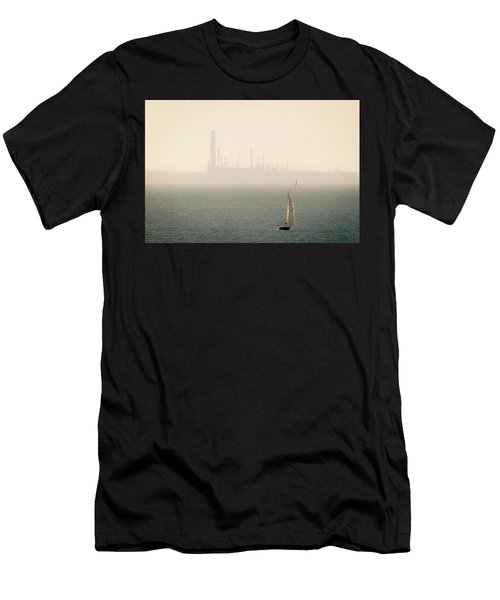 Refined Mists Men's T-Shirt (Athletic Fit)