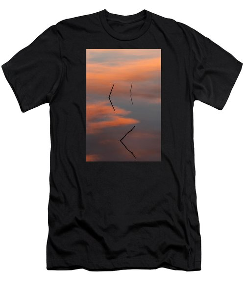 Reflected Sunrise Men's T-Shirt (Athletic Fit)