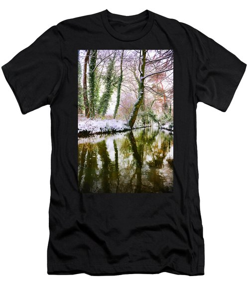 Reflected Winter Men's T-Shirt (Athletic Fit)