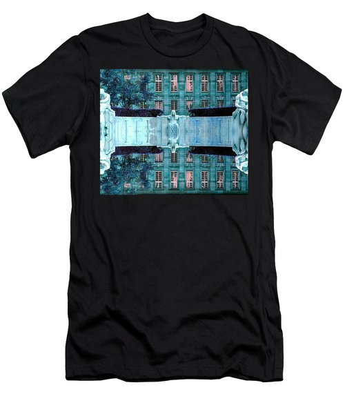 Reflecting Men's T-Shirt (Athletic Fit)