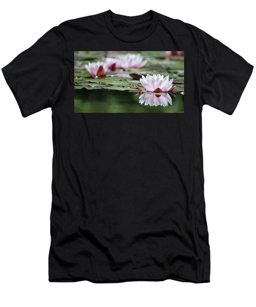 Men's T-Shirt (Athletic Fit) featuring the photograph Reflection by Amee Cave