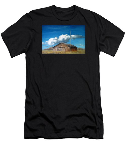 Reflection Of The Past 2 Men's T-Shirt (Athletic Fit)