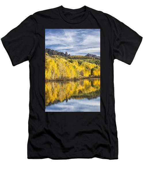 Reflection With Ophir Needles I Men's T-Shirt (Athletic Fit)