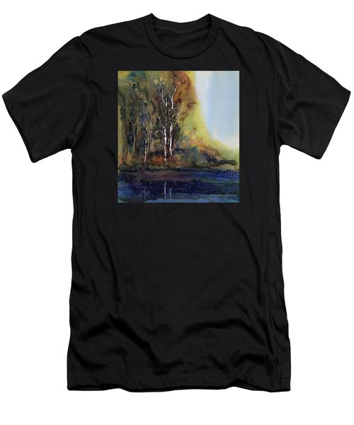Reflections Men's T-Shirt (Slim Fit) by Carolyn Doe