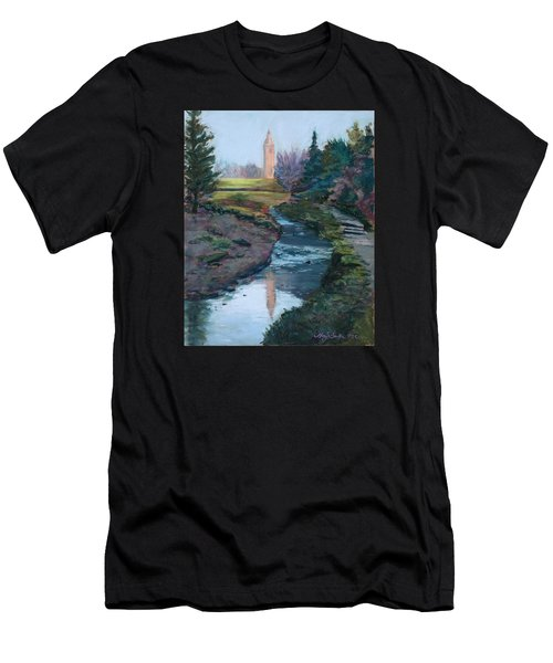 Reflections In History Men's T-Shirt (Athletic Fit)