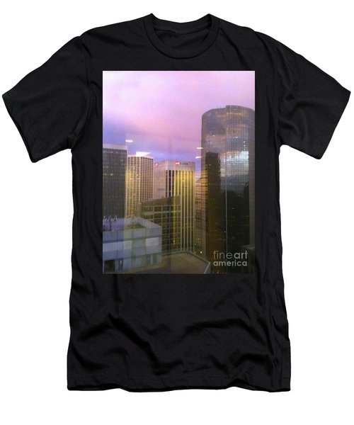 Reflections Looking East Men's T-Shirt (Athletic Fit)