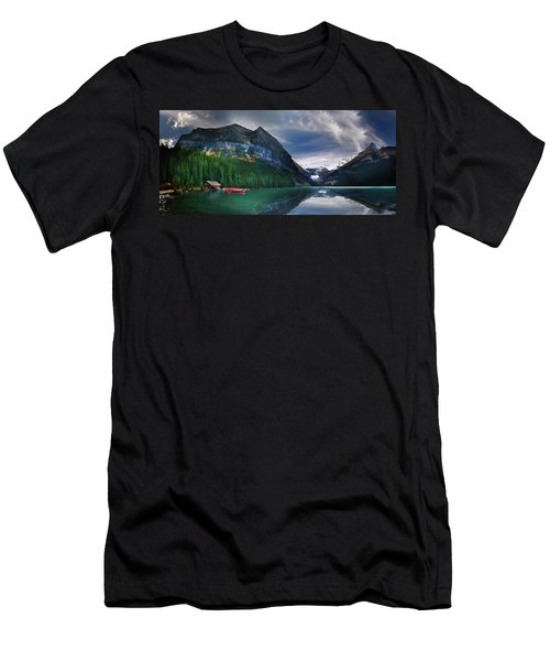 Reflections Of Men's T-Shirt (Athletic Fit)