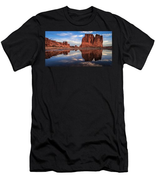 Reflections Of Organ Men's T-Shirt (Athletic Fit)