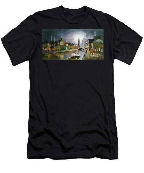 Reflections Of The Black Country Men's T-Shirt (Athletic Fit)