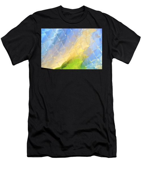 Reflections On Peter B. Lewis Building, Cleveland Men's T-Shirt (Athletic Fit)