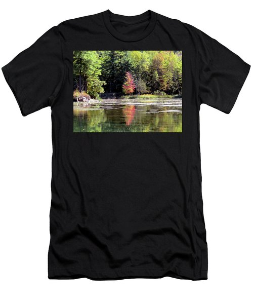 Reflections On The Rift Men's T-Shirt (Athletic Fit)
