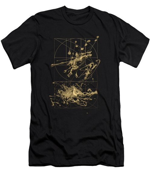 Reflections - The Game  Men's T-Shirt (Athletic Fit)