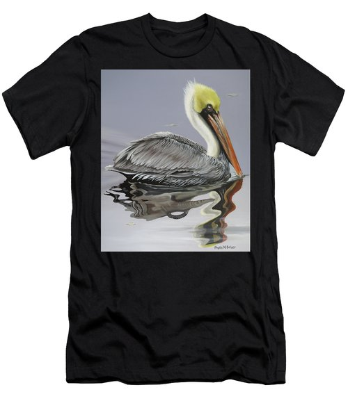 Reflective Perspective Men's T-Shirt (Athletic Fit)