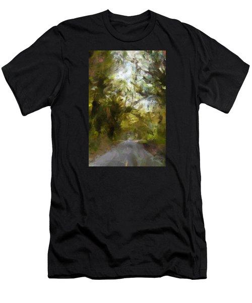 Regnskog Men's T-Shirt (Athletic Fit)