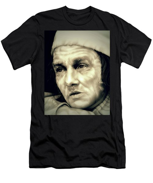 Regret Scrooge Men's T-Shirt (Athletic Fit)