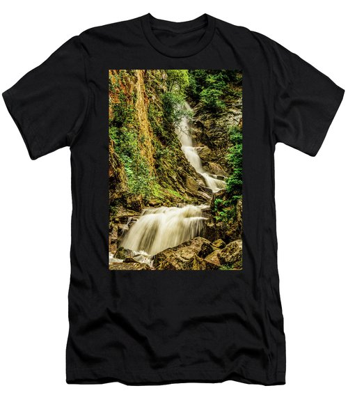 Reid Falls Men's T-Shirt (Athletic Fit)